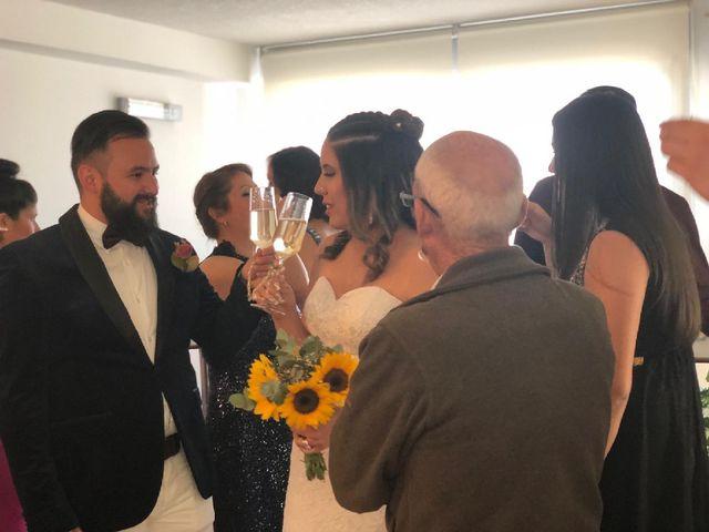 El casamiento de Gabriela  y Estefano