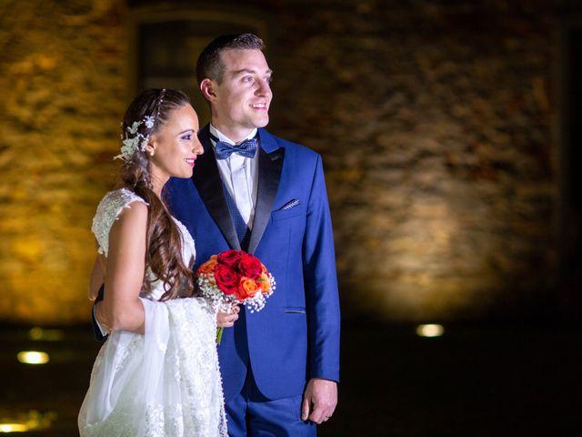 El casamiento de Jessica y Matías