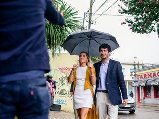 El casamiento de Camila y Pablo 1