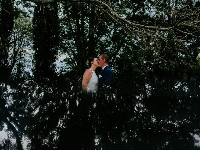 El casamiento de Regina y Martín