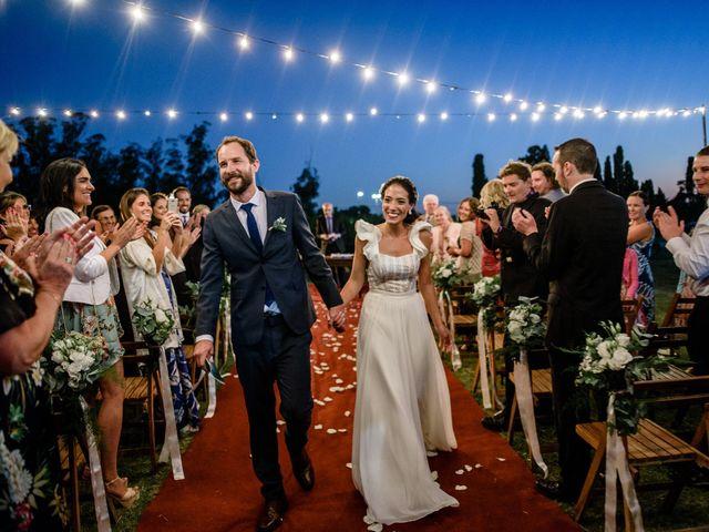 El casamiento de Marcela y Seán