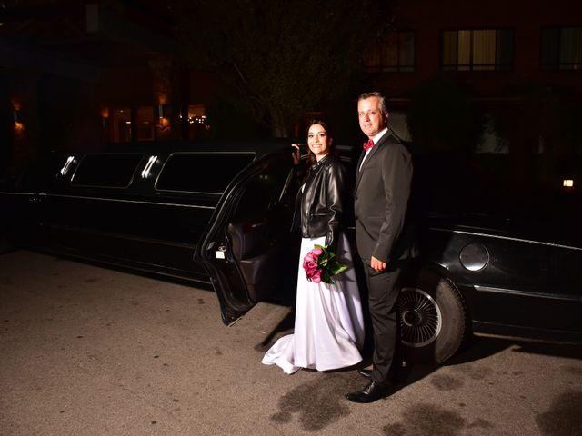 El casamiento de María y Marcelo