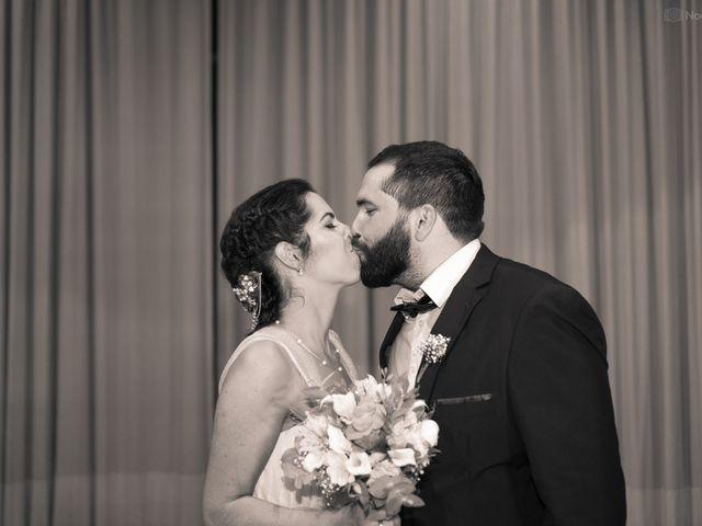 El casamiento de Camila y Daniel