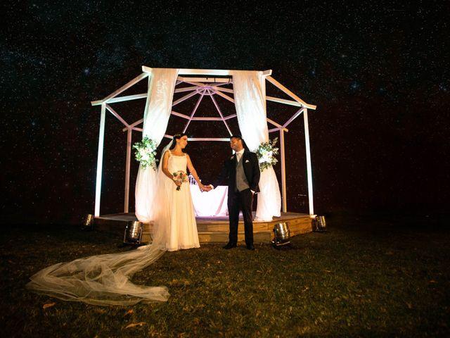 El casamiento de Cecilia y Omar