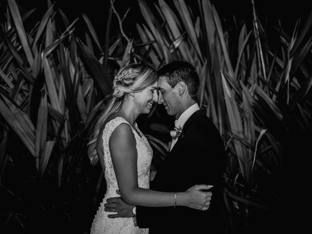 El casamiento de Aneken y Carlos
