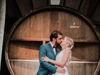 El casamiento de Cecilia y Giuliano 2