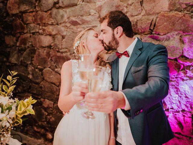 El casamiento de Cecilia y Giuliano