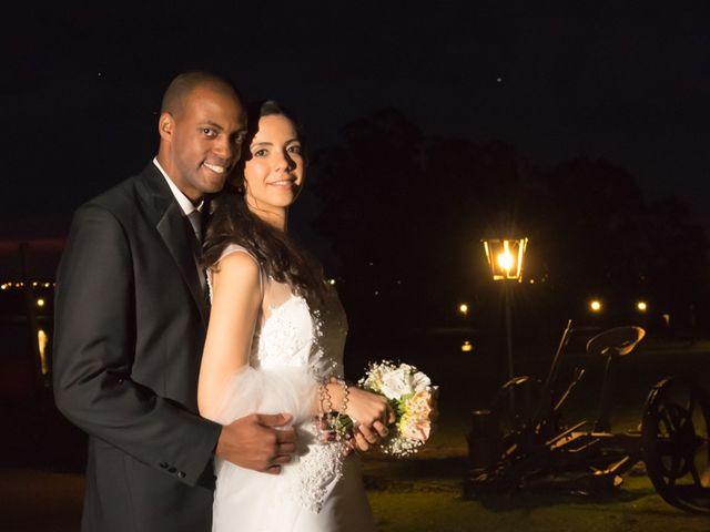 El casamiento de Patricia y Darío