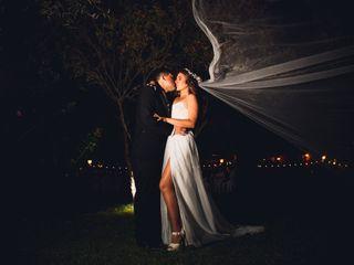 El casamiento de Laura y Gabriel