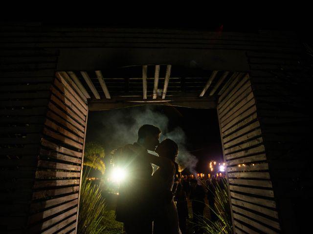 El casamiento de Nati y Diego