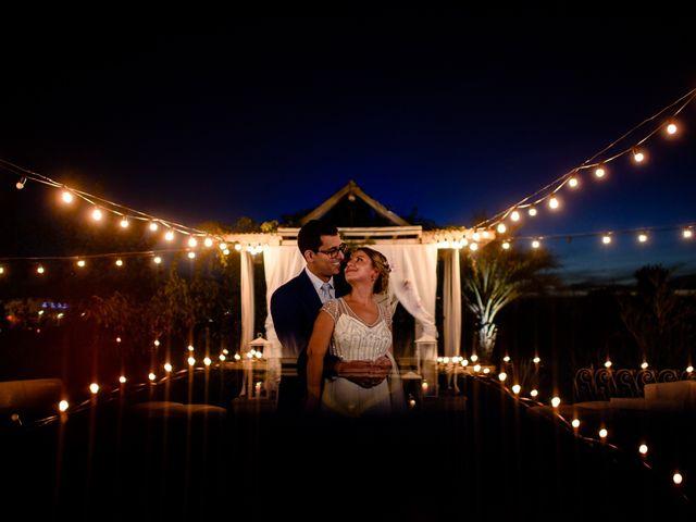 El casamiento de Catalina y Andrés