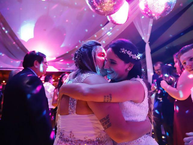 El casamiento de Karina y Noe