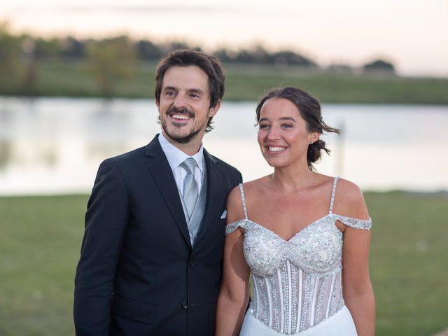 El casamiento de Paola y Pablo