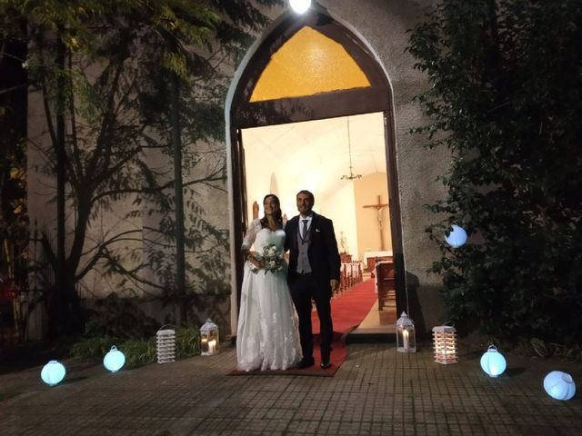 El casamiento de Mayka y Matías