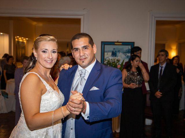 El casamiento de Vanessa y Santiago
