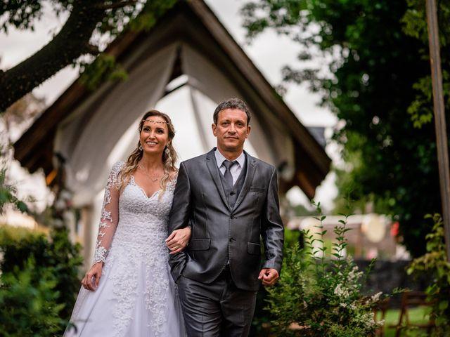 El casamiento de Valeria y Junior