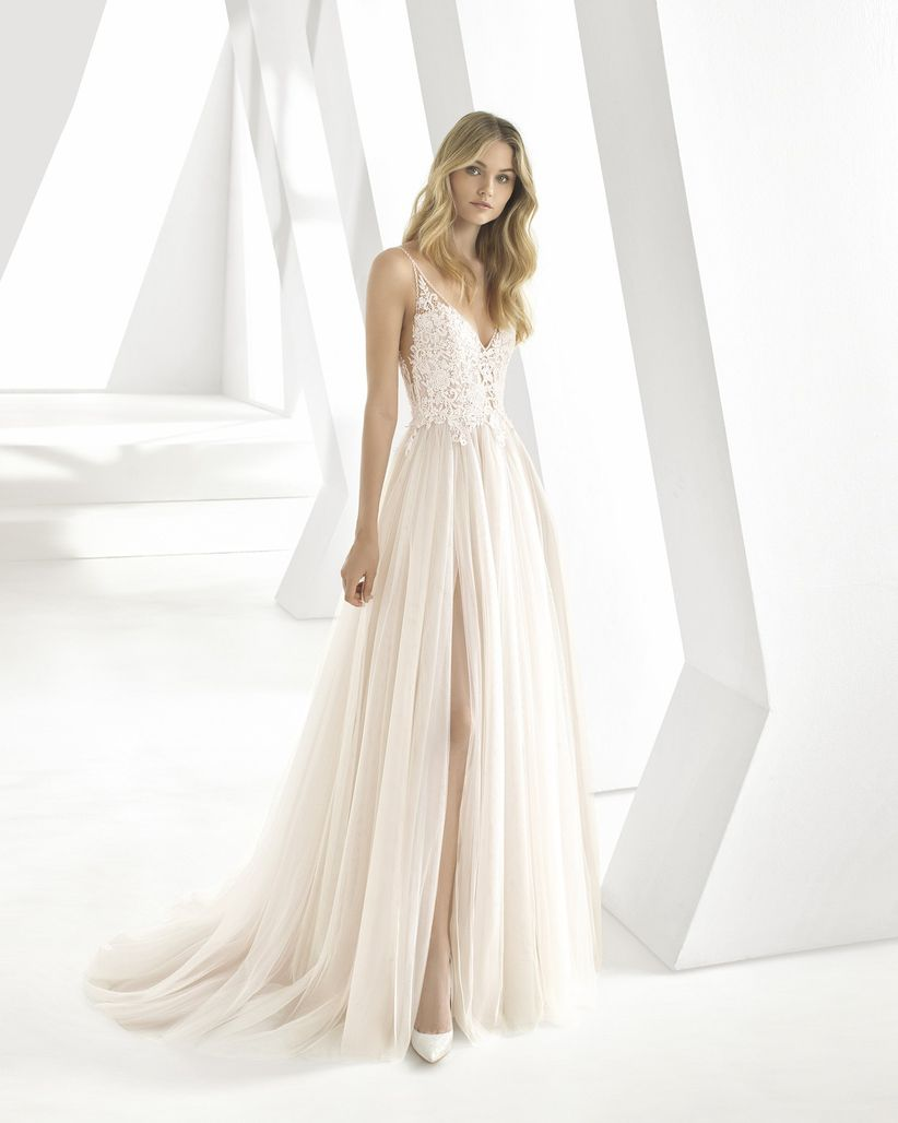 fa409c2081 50 vestidos de novia vintage