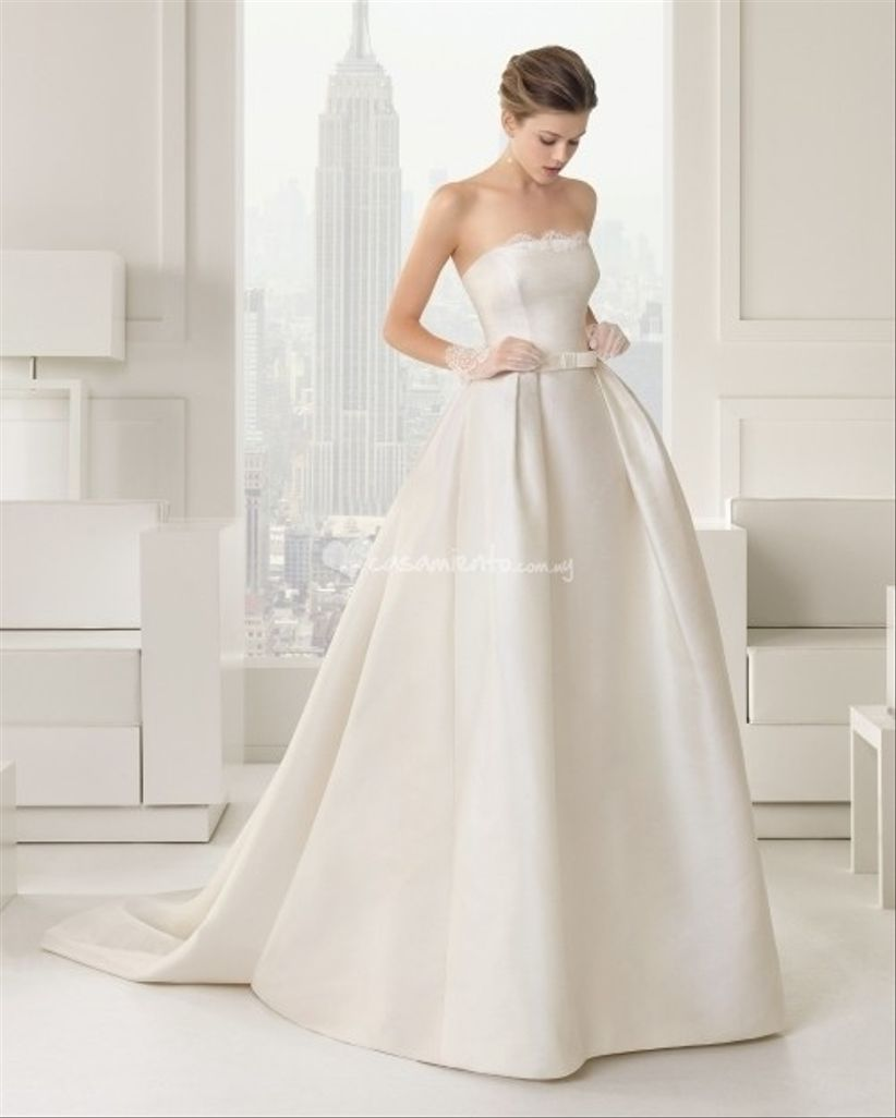 Encantador Vestido De Novia Rochester Ny Ideas Ornamento Elaboración ...