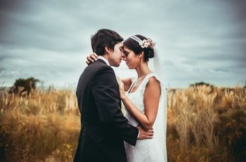 8 sesiones de fotos que podés tener en tu casamiento
