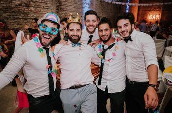 6 juegos para un casamiento divertido