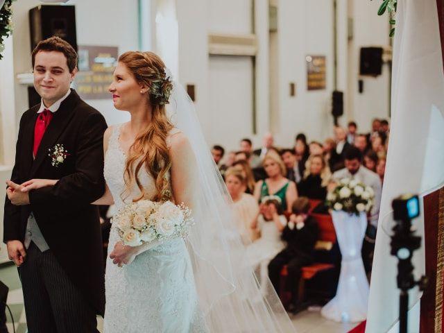 Casamiento religioso: dudas más frecuentes