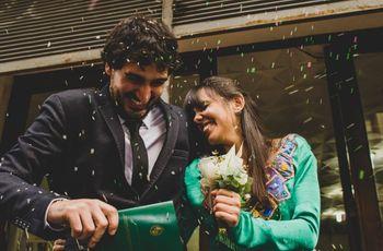 Guión para un casamiento civil