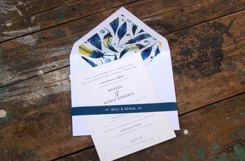 ¿Cómo elegir las invitaciones de casamiento? Ideas y consejos