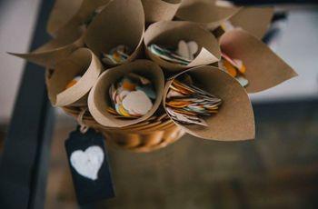 7 formas de decorar su casamiento con corazones