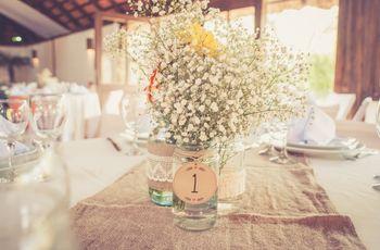 Ideas para un casamiento rústico, ¡un estilo 100% natural!