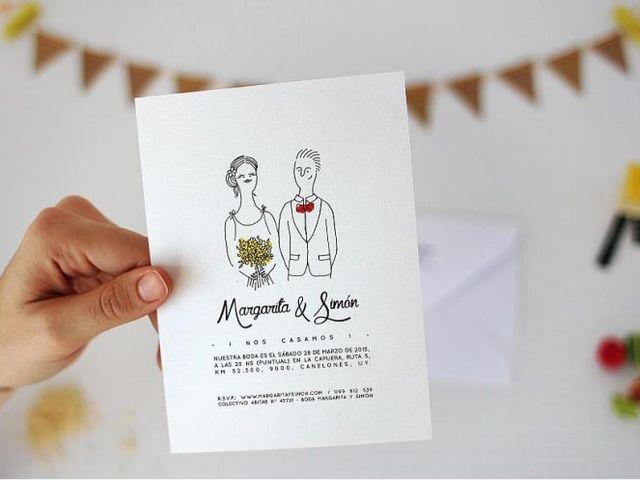 Invitaciones de casamiento de diferentes estilos
