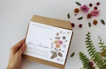 Todo lo que hay que saber sobre las invitaciones del casamiento