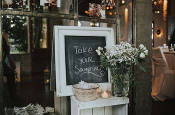 Decoración del casamiento con flores: ideas y consejos