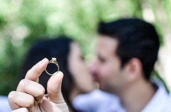 7 situaciones en las que no tenés que anunciar tu compromiso