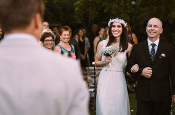 El padrino de casamiento y su protocolo