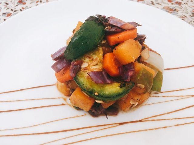 Menú vegetariano para el casamiento: 6 cosas que deben saber