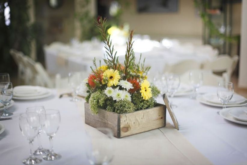 10 ideas originales para decorar las mesas del casamiento for Ideas originales para decorar