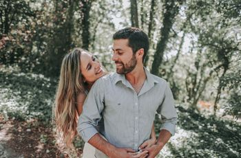 30 frases de amor cortas para hacer sonreír a tu pareja