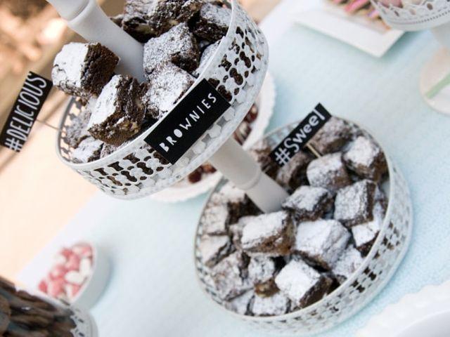 5 puntos básicos para preparar la mesa dulce del casamiento