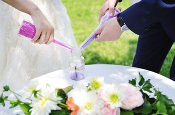 10 ceremonias simbólicas para personalizar tu casamiento