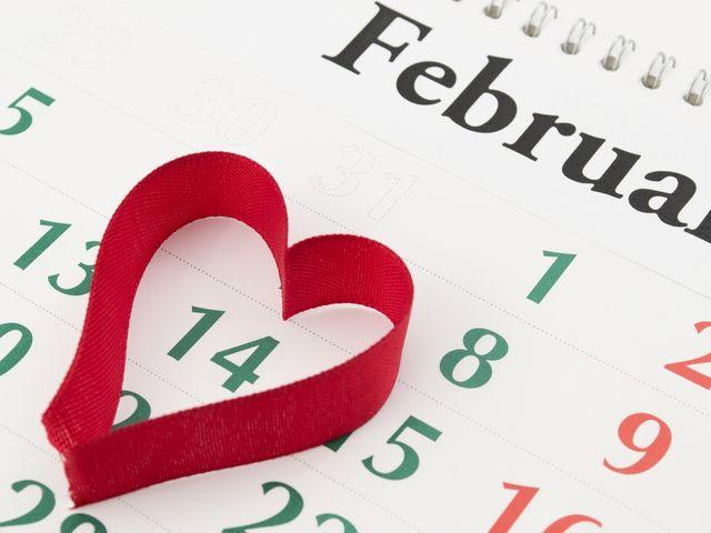 Ideas para celebrar el primer  San Valentín casados
