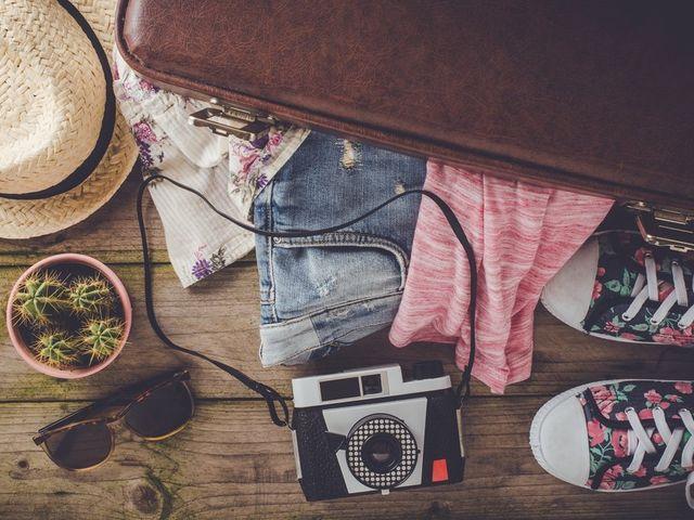 Consejos básicos para organizar la valija de la luna de miel