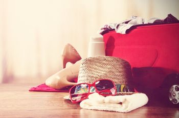 La valija perfecta para la luna de miel: ¿Qué debo llevar según el destino?