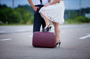 15 cosas que no pueden faltar en la valija de la noche de bodas