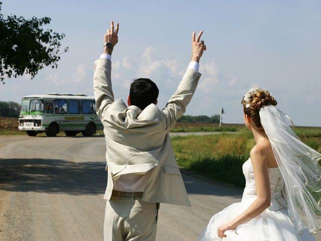 6 ventajas de contratar un ómnibus para el casamiento