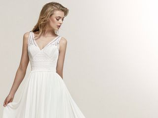 120 vestidos de novia que te enamorarán
