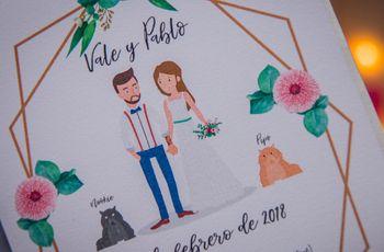 Invitaciones de casamiento vintage: ¡Elegancia y estilo!