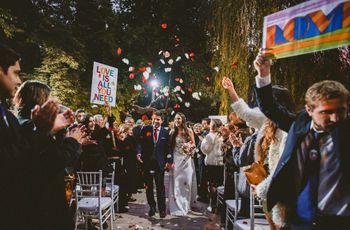 9 formas de ahorrar en la decoración del casamiento
