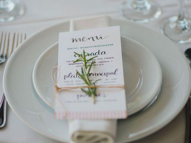 ¿Cómo presentar el menú del casamiento? 10 ideas para que sea irresistible
