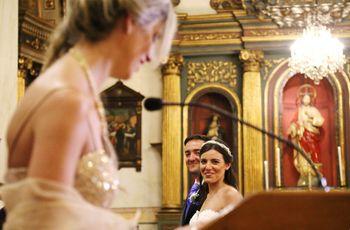 Los testigos en el casamiento religioso