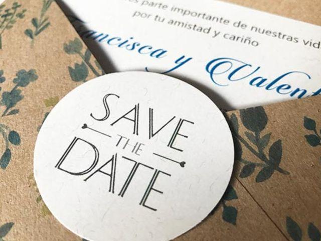 ¿Qué es el save the date? Ideas para anunciar que ¡se casan!